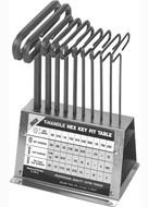Eklind Long Reach T-Handle Hex Key Bench Sets