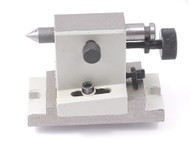 """Precise Adjustable Tailstock for 4"""" Rotary Tables  - 3900-2406"""