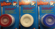 Spillmaster Containers,  Prevents Spills Even When Turned Completely Upside Down!