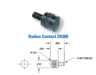 AGD Special Contact, Radius - 9380