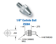 """AGD Special Contact, 1/8"""" Ball - 9384"""