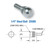 """AGD Special Contact, 1/4"""" Ball - 9385"""