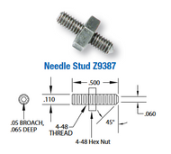AGD Special Contact, Needle - 9387