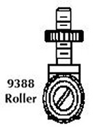 """AGD Special Contact, 3/8"""" Roller Bearing - 9389"""