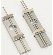 """Thread Check Metric Holder & Wire, 0"""" to 1"""", Pitch: 0.75mm - 1001-.75M"""