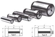 """Bushette Collet Type Tool Holder, R8, 1-1/2"""" dia - 33-R81500"""