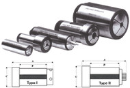 """Bushette Collet Type Tool Holder, R8, 2"""" dia - 33-R82000"""