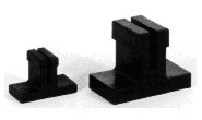 STEVENS Clamp Shoes for Heavy Duty Chain Vise Clamp - 10421HD