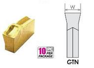 GTN GTR & GTL Carbide Inserts