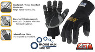 Ironclad Cold Condition Gloves, Large - CCG-02L