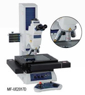 Mitutoyo Motor Driven Measuring Microscope MF-UD with Turret Mounted Objectives and Laser Auto Focus (LAF) - MF-UE3017D