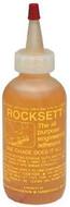 Rocksett Engineering Adhesive, 2 oz. Bottle - 98-017-7