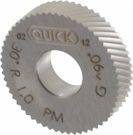 """Knurling Cutter, 27/32"""", 25 TPI, Right-Hand Diagonal Pattern - 72-266-0"""