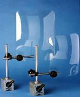 "Flexbar Flat Acrylic Shield 12"" x 16"" - 13106-1"