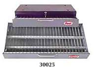 Huot Undermount Drill Dispenser for Wire Gage Drills - 30025