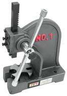 JET AP1-M, 1 Ton Arbor Press - 333610