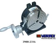 "Vertex 6"" Horizontal/Vertical Rotary Table - 3900-2316"