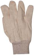 PRO-SAFE Cotton Canvas Gloves, Ladies' Light-Duty Work Gloves - 56-222-3