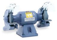 Baldor Industrial Grinder, 8 Inch, 3/4 HP, 3600 RPM, 3-Phase, 208-230/460V - 8123W