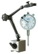 NOGA Engineering Magnetic Base & Dial Indicator Set DG61003 - 57-080-090