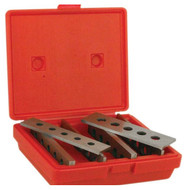 """Precise Matched Pair Precision Parallel Set, 4 Pairs 3/16"""" Thick Sizes - 57-101-431"""