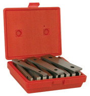 """Precise Matched Pair Precision Parallel Set, 9 Pairs 1/4"""" Thick Sizes - 57-101-432"""