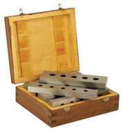 """Precise Matched Pair Precision Parallel Set, 4 Pairs 1/2"""" Thick Sizes - 57-101-433"""