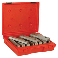 """Precise Matched Pair Precision Parallel Set, 8 Pairs 1/2"""" Thick Sizes - 57-101-434"""