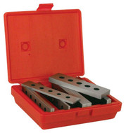 """Precise Matched Pair Precision Parallel Set, 4 Pairs 3/16"""" & 1/2"""" Thick Sizes - 57-101-437"""