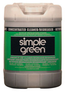 Simple Green Cleaner/Degreaser, 5 Gallons - 81-001-614