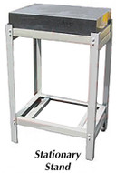 """Heavy Duty Steel Stand  48"""" x 96"""" for Granite Surface Plates - STC-006"""