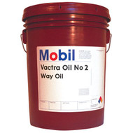 Mobil Vactra #2 Way Oil Lubricant MFR# 98919D, 5 Gallons - 81-001-911