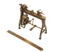 PM Research Wood Lathe Kit  - WL-100