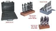 Precise High Speed Steel Drill Sets - COB-032