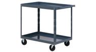 edsal Extra Heavy Duty Industrial Service Carts (1000 lb. Capacity)