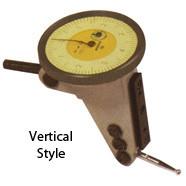 Asimeto Extended Range Dial Test Indicator, Vertical - 7503563