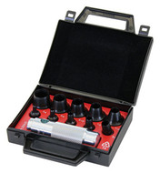 Allpax Hollow Punch Set, 11 pc. Inch - AX1300