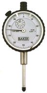 "Baker AGD Dial Indicator, 1 Inch Range with Graduation 0.001"" - KB50"