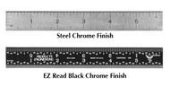 PEC Rigid Steel Chrome Rules