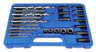 Astro 25pc. Screw Extractor/Drill & Guide Set - AP9447