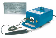 NEWAGE Electric Arc Etching Pen Model 300, Complete Kit - KT-41