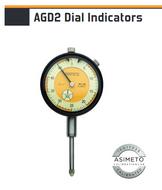 "Asimeto Dial Indicator AGD2 Range 0.50"" - 7402125"