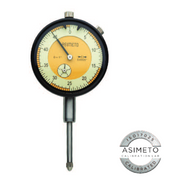 "Asimeto Dial Indicator AGD2, 0-1"" Range - 7402265"