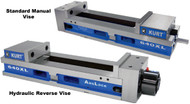Kurt Manufacturing Workholding Solutions, Extra Capacity XL Vises