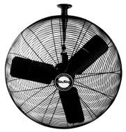 "Air King Ceiling Mount Fan, 24"" 1/3 HP Oscillating - AK9374"