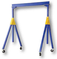 Vestil Adjustable Steel Gantry Cranes, Knockdown