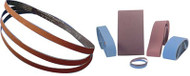 "TRU-MAXX 2"" - 2-1/2"" Wide Sanding Belts - General Purpose AL Oxide"