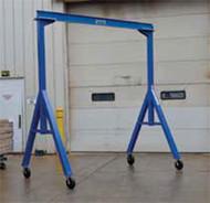 Vestil Fixed Height Steel Gantry Cranes