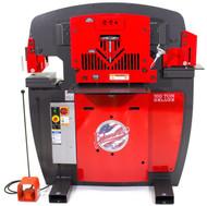 Edwards 100 Ton Deluxe Ironworker, 3-phase 230V - EDW-100TD-3