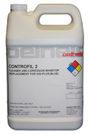 Hirschmann H20 ControFil 2 Wire EDM Corrosion Inhibitor & Cleaner, 5 Gallons - H20-Plus5